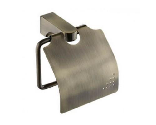 F1403 держатель для туалетной бумаги бронза