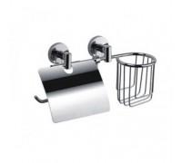 F1703-1 держатель для туалетной бумаги с дезодорантом