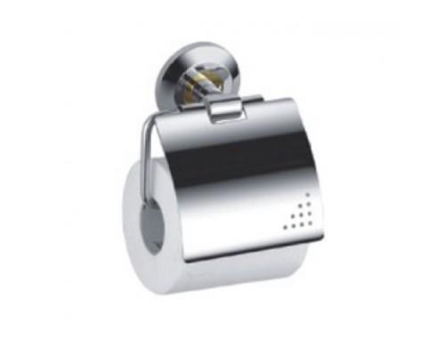 F1803 держатель для туалетной бумаги хром/золото