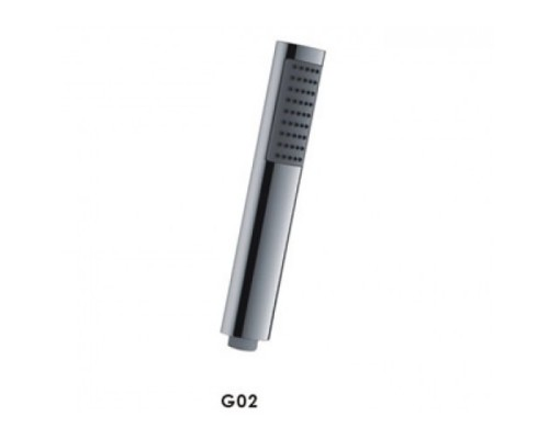 G02 лейка для душа хром