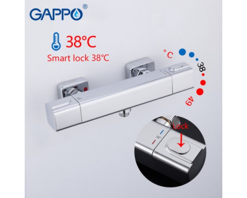 G2091 Смеситель для душа термостат